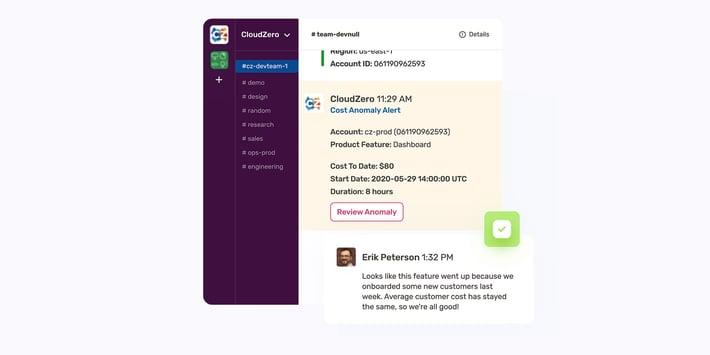 cost-feedback-loop-email